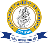 Saraswati College of Nursing Udaipur logo
